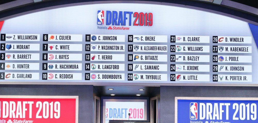 NBA Draft 2019, che cos'è e come funziona